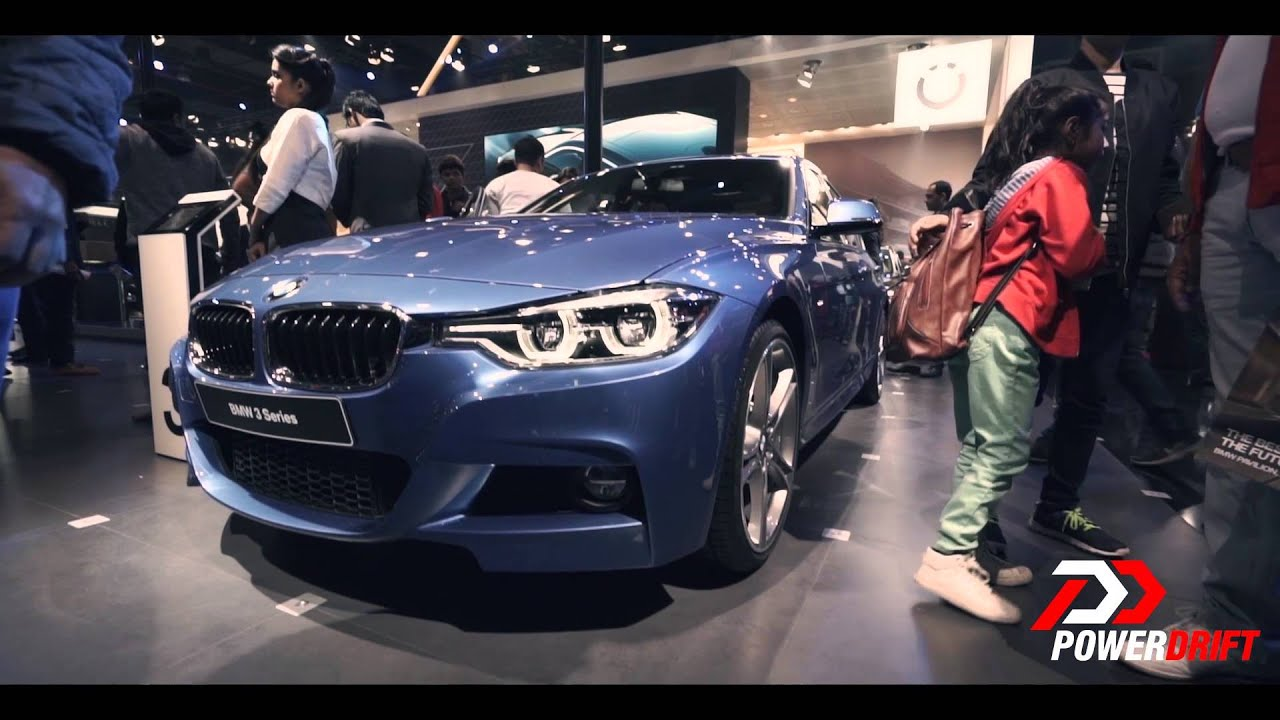 BMW 3 Series : First Impressions : PowerDrift
