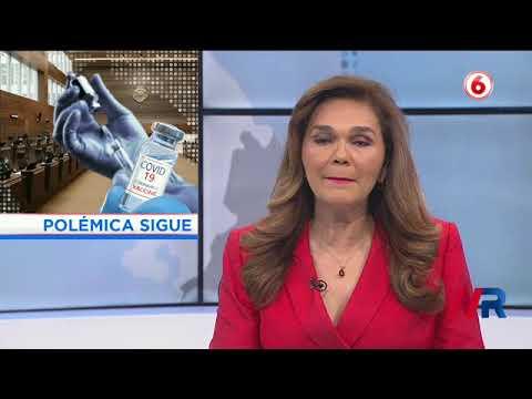 Noticias Repretel Noche: Programa del 04 de Octubre de 2021