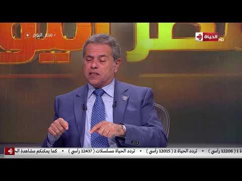 مصر اليوم - توفيق عكاشة للمخرج: بقى ده ردك عليا يا عز بعد اللي عملته معاك