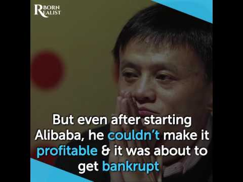 Believe in yourself by Jack Ma.