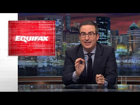 connectYoutube - Equifax: Last Week Tonight with John Oliver (HBO)