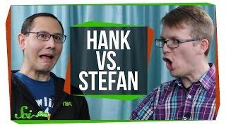 SciShow Quiz Show: Hank vs. Stefan