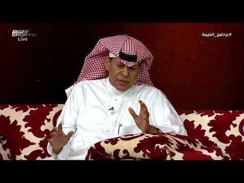 فهد المدلج - سلمان المالك من فاوضني في الغنام و المنصور واعتذر في البداية #برنامج_الخيمة