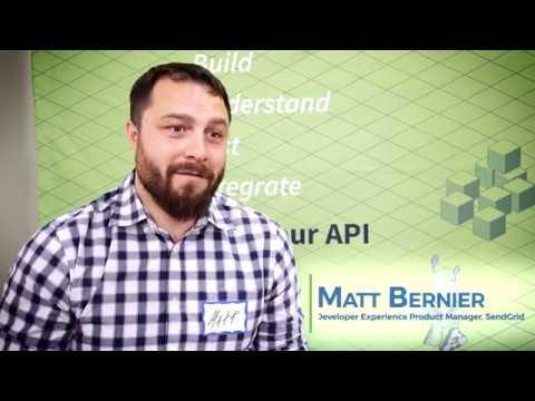 APIStrat Expert Interview | Matt Bernier on Providing a Great API Developer Experience