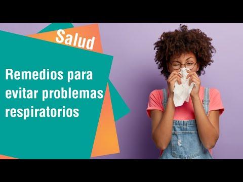 Remedios para evitar problemas por virus respiratorios | Salud