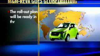 Reva to penetrate into Ssangyong's network in Europe: NDTV