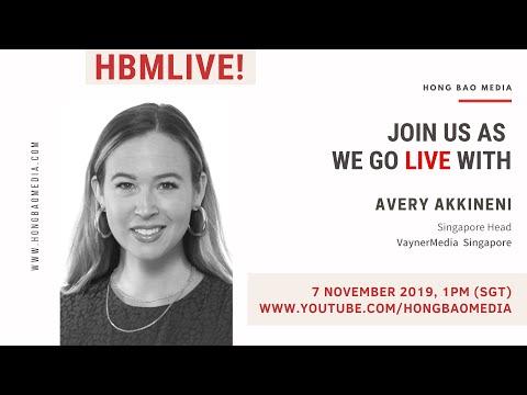 HBM LIVE: Interview with Avery Akkineni, Head of VaynerMedia Singapore, at Mumbrella360 Asia