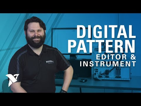 Getting Started with the Digital Pattern Editor and PXI Digital Pattern Instrument
