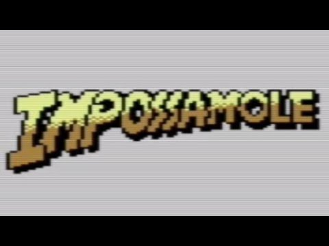 Impossamole en RETROJuegos - Core Design para Commodore 64 #RETROJuegos byFabio