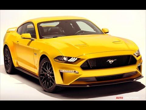 Car Design: 2018 Ford Mustang