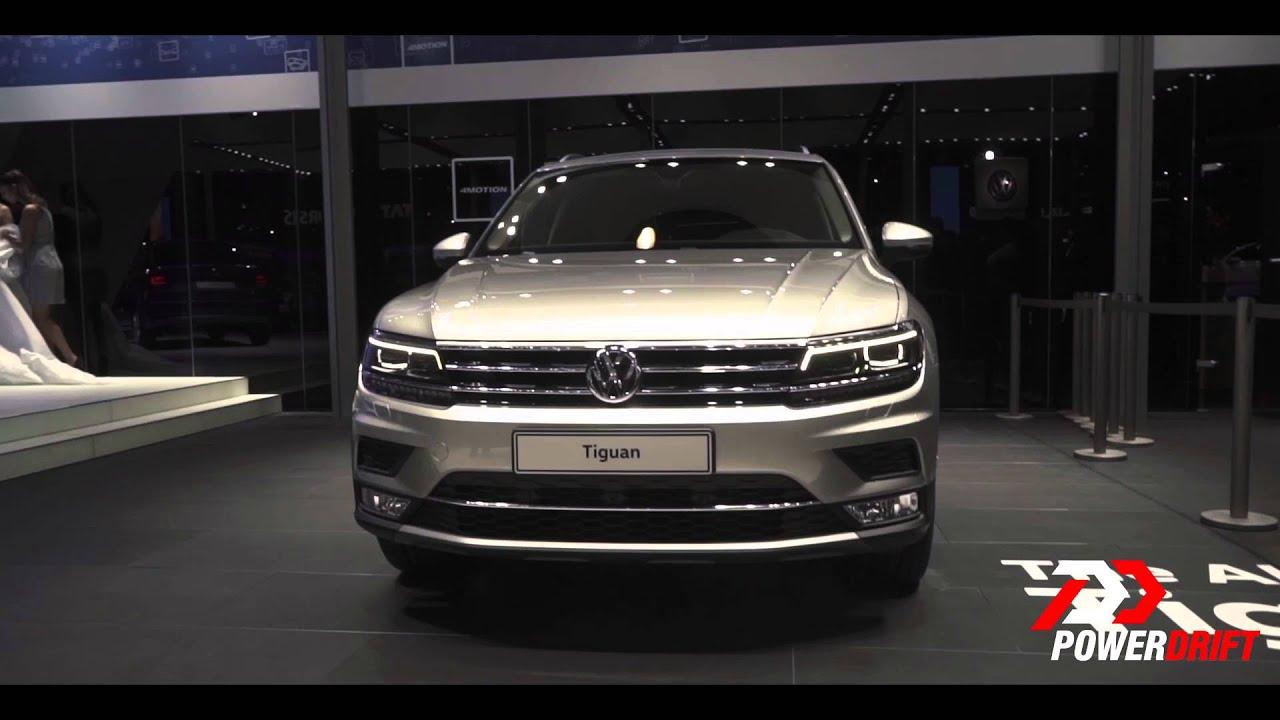 Volkswagen Tiguan : First Look : PowerDrift