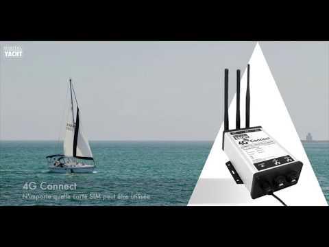 Accès à distance des données du bateau et Alexa d'Amazon - Digital Yacht