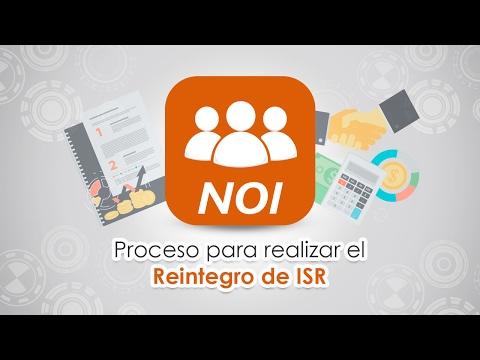 Asegurando el pago de  tu Nómina: Reintegro de ISR