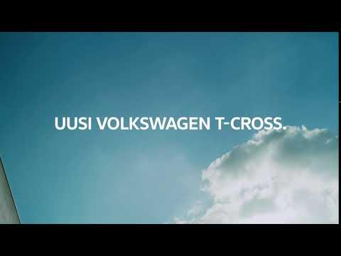 Uusi Volkswagen T-Cross. Auto ihan kaikkeen.   Uusi T-Cross on monikäyttöinen, käytännöllinen ja moderni uutuus. Volkswagenin SUV-perheen pienimmässä on kokoaan paremmat varusteet ja hyvin tilaa jopa viidelle matkustajalle. Liukuvien takaistuinten ansiosta T-Cross muuntuu näppäräksi tila-autoksi käden käänteessä.  Tutustu uuteen T-Crossiin ja suosituimpiin Volkswagen-malleihin osoitteessa volkswagen.fi.