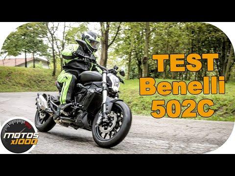 Benelli 502C | Presentación y Toma de Contacto