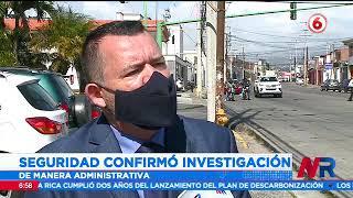 Cuatro policías investigados por muerte de un menor en Curridabat quedan libres tras audiencia