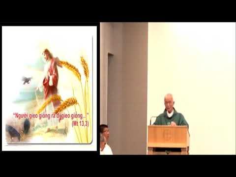 Bài giảng CN XV TN A - Lm. Michael Phạm Quang Hồng