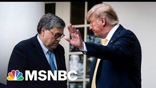 Democrats Demand Answers About Trump-Era DOJ Data Seizures