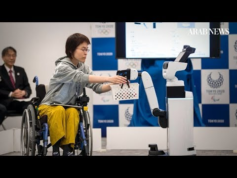 """Tokyo's Olympics may become known as the """"Robot Games"""""""