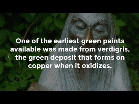 10 Things You Might Not Know About the Color Green