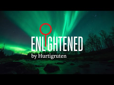 Enlightened by Hurtigruten | Northern Lights Mythology