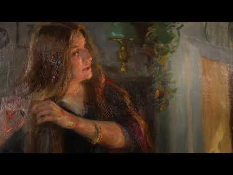 Krøyer's Final Muse