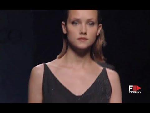 ANTONIO FUSCO Spring 1999 Milan - Fashion Channel