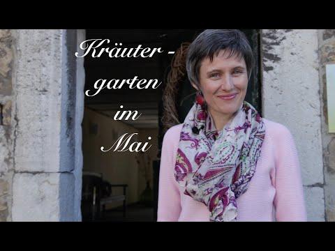 Virititas Heilpflanzen-Video: Kräutergarten im Mai