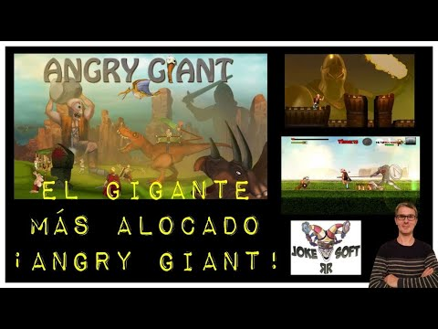 Zona Indie: Angry Giant (JokeRRsoft)