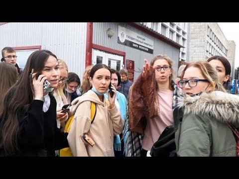 Nyolc halottja és 24 sebesültje van az oroszországi egyetemi ámokfutásnak