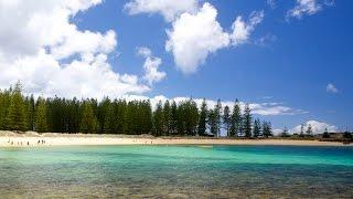 A Norfolk Island summer holiday