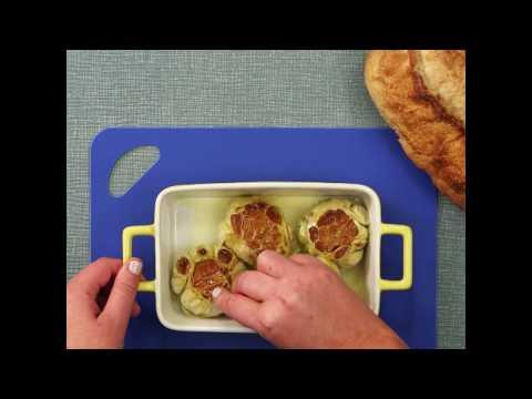 DaVita Eats: Roasted Garlic Heads