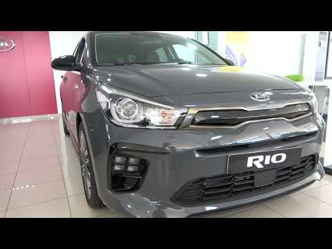 KIA RIO 1 0T 100ps GTline