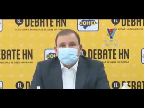 COHEP, asegura que los partidos políticos están manejando agendas ocultas
