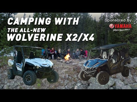 5 Ways To Elevate Your Camping Game with the Yamaha Wolverine - West Yellowstone - Sponsored