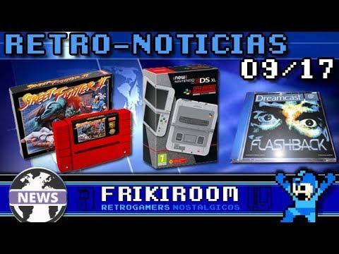 Retro-Noticias [09/17]