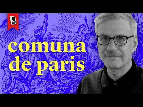 Karl Marx, Rosa Luxemburgo e a Comuna de Paris | MICHAEL LÖWY (aula completa)