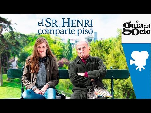 El Sr. Henri comparte piso ( L'étudiante et Monsieur Henri ) - Trailer VOSE