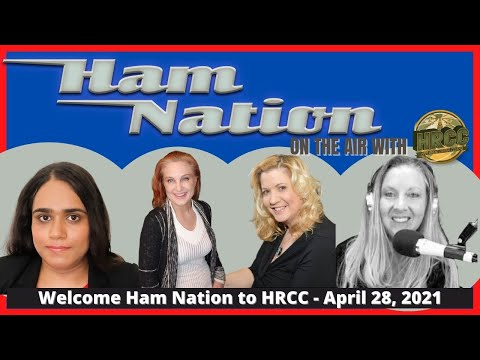 Ham Nation: Take A Walk On The YL'd Side