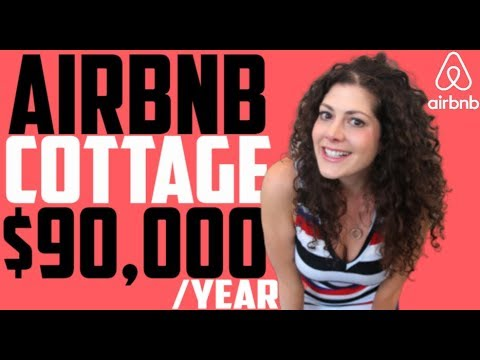Airbnb Cottage Rental Business | $90,000 Annual Income photo