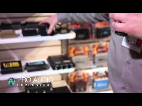 Whirlwind New Products NAMM 2014