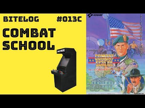 BITeLog 013C: Combat School (ARCADE) LONGPLAY