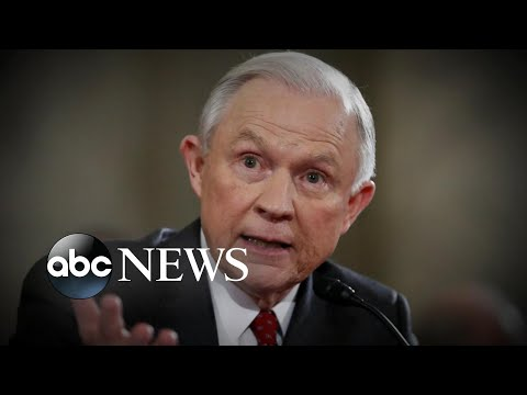 Fired FBI official authorized criminal probe of Sessions: Sources