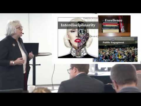 Workshop om humanistisk infrastruktur 18 okt. 2018 (del 2)