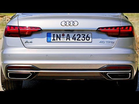 """2020 Audi A4 Sedan ? Ready to fight C-Class and 3 Series"""""""