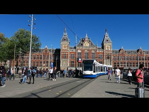 Amsterdam - One of the most attractive cities in the world photo