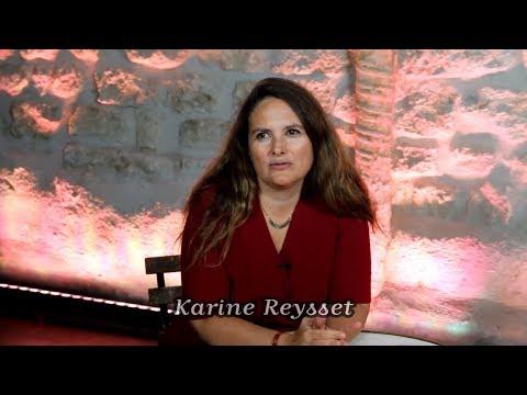 Vidéo de Karine Reysset