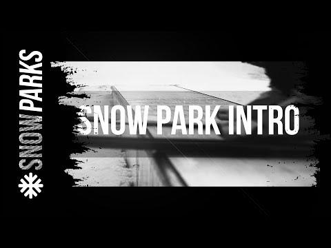 SkiStar Snow Parks - Vad är Snow Park Intro