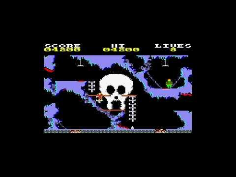 Los Goonies - Amstrad CPC Longplay