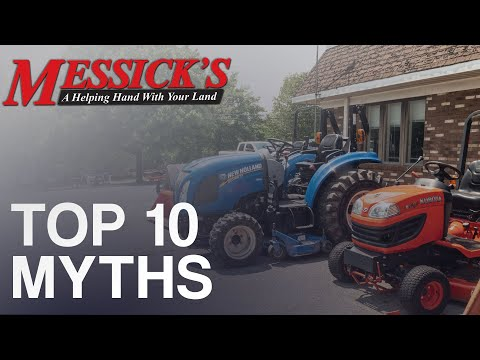 Top 10 Equipment Purchase Myths Picture